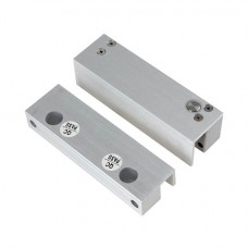 5 WIRE FRAME LESS GLASS DOOR LOCK WITH TIME DELAY