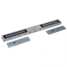 2 WIRE DOUBLE DOOR EM LOCK WITH LED - 280 KG