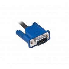 VGA MULTI STRAND COPPER CABLE - 1.5 MTR