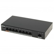 DH-PFS3009-8ET-65 - 8+2 PORT 10/100 MBPS POE SWITCH